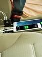 I-Tech Gear 4 Port Universal USB SmartPower Araç Şarj Cihazı Siyah
